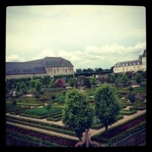 gardens of Villandry