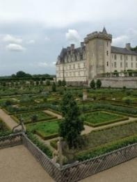more gardens of Villandry
