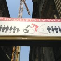 A hilarious sign I saw!