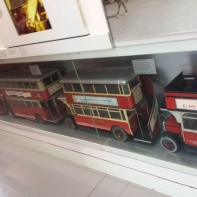 The history of the London bus.